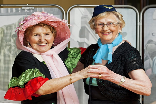 95 000 Investment In Arts Projects For Older People Arts Council
