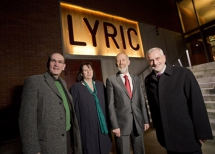 Minister for Justice, David Ford MLA lent his support to a new play on human trafficking at the Lyric Theatre. The hard hitting play, entitled Diablo, was funded by the Arts Council of Northern Ireland and written by Patricia Downey, Spanner in the Works
