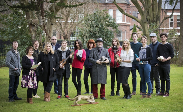 22 of Northern Ireland's most talented emerging artists have been awarded the ACES (Artists Career Enhancement Scheme) award by the Arts Council of Northern Ireland