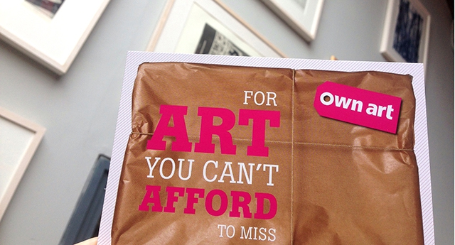 Own Art makes buying art more affordable