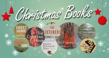 Christmas books by Damian Smyth, Head of Literature