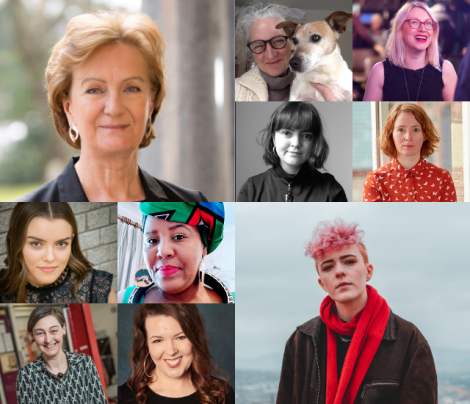 In celebration of International Women's Day on Monday 8th March, the Arts Council of Northern Ireland is shining a light on just some of the many talented women who are working in the Arts in the region.