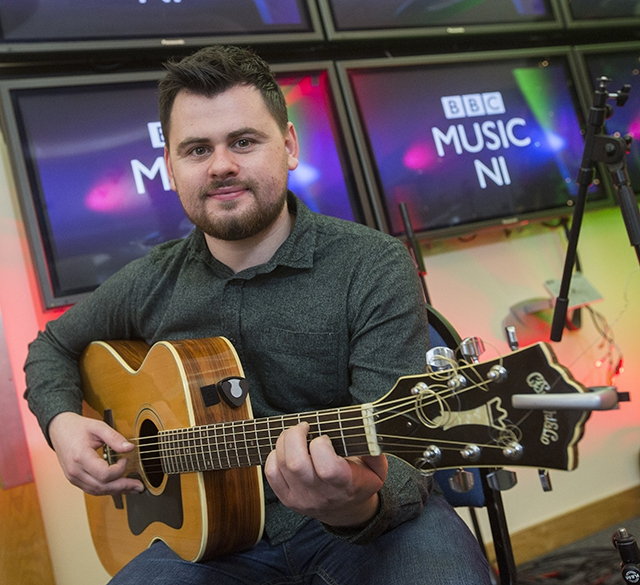 Niall Hanna, Arts Council of Northern Ireland Young Musician