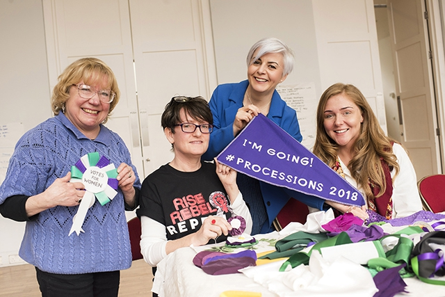 Calling Derry Girls Join The Nationwide Art Project Celebrating