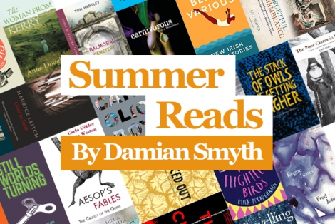 Damian Smyth, Head of Literature, picks some of the best of the recent reads now in the shops by local writers.