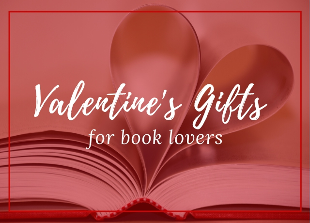 Valentine's gifts for book lovers - Dr Damian Smyth, Head of Literature at the Arts Council
