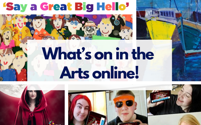 What's on in the Arts online