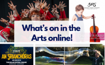 What on in the Arts online!