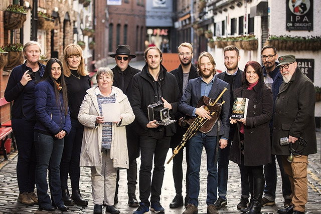 17 artists from Northern Ireland have been announced as the latest recipients of the Arts Council of Northern Ireland's ACES award 2016/17, a career development grant of £5,000 bestowed upon Northern Ireland's most talented emerging artists.
