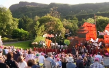 The beauty of the great Northern Ireland outdoors provides the perfect setting for concerts and festivals