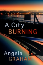 Cover of A City Burning