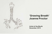 Drawing Breath by artist Joanne Proctor