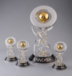 Randox Grand National 2021 trophy has been designed for the second year by Silversmith Cara Murphy from Northern Ireland.