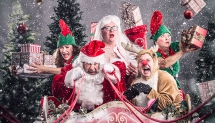 What the Reindeer Saw, Lyric Theatre, runs until 6 January 2018