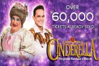 Over 66,000 tickets have been sold for Northern Ireland's biggest Christmas Pantomime, Cinderella at Belfast's Grand Opera House.