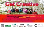 Get Creative Weekend events will be taking place across Northern Ireland this April.
