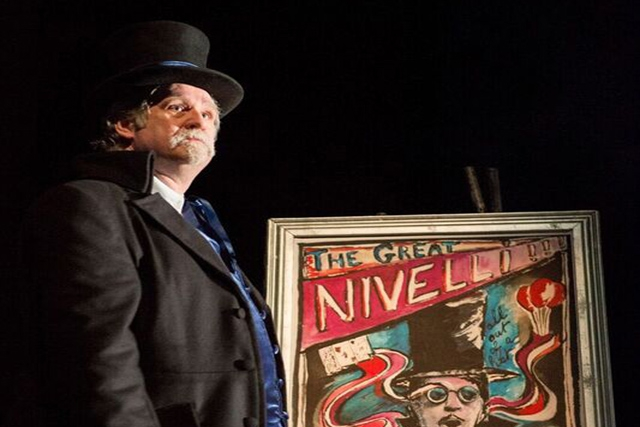 Nivelli's War, presented by Cahoots NI in association with Lyric Theatre and starring Dan Gordon will take to the Broadway stage this April and May.