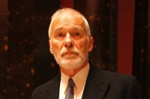 Acclaimed stage and screen actor, Ian McElhinney, portrayed Lord Pirrie in the drama 'A Better Boy' at the Brussels Platform last December