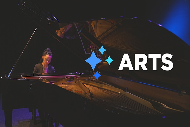 Pianist Ruth McGinley is just one of the artists to have benefited from National Lottery support. In 2016 she released her debut album Reconnection with a Lottery funded ACES award from the Arts Council of Northern Ireland