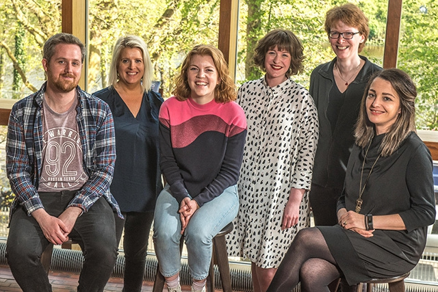 The Lyric Theatre Belfast has announced the name of four successful playwrights who will take part in the New Playwrights development programme,