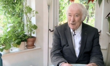 Seamus Heaney reads his favourite poem by John Hewitt