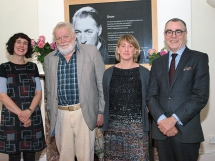 Poets Sinead Morrissey, Michael Longley, Leontia Flynn and Ciaran Carson take part in a special celebration to mark the 50th anniversary of