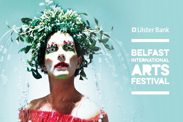 One of highlights of the 2016 Ulster Bank Belfast International Arts Festival, Taylor MAC's performances in Belfast were a standout for several of our officers looking back over the past 12 months.
