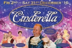Cinderella will also take to the stage at the Millennium Forum in Derry-Londonderry this December.