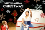 Lilly's magical Christmas explores the magic of Christmas at the Crescent Arts Centre.
